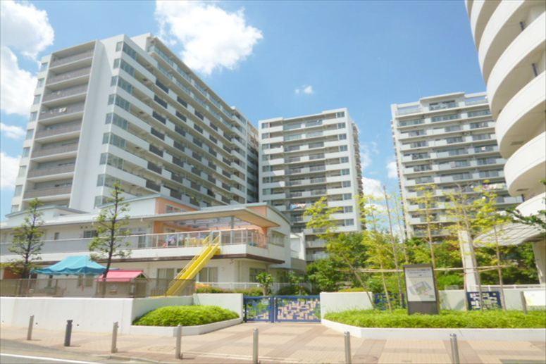 コンフォール川崎富士見 1LDK 4階