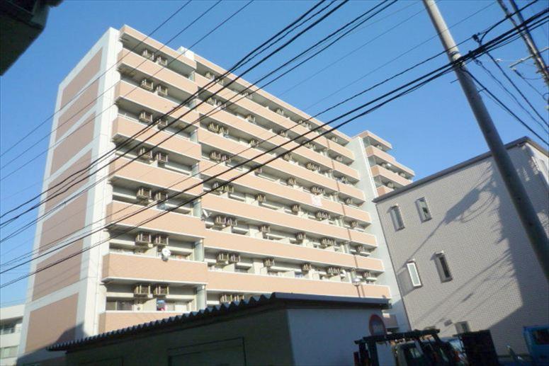 穴守稲荷 2LDK 6階