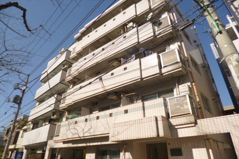蒲田1丁目 1K 4階
