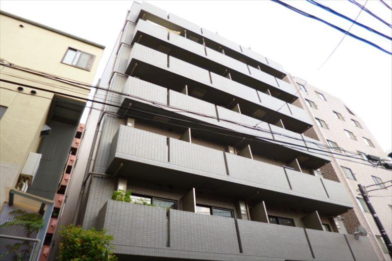 東矢口3丁目 1K 8階