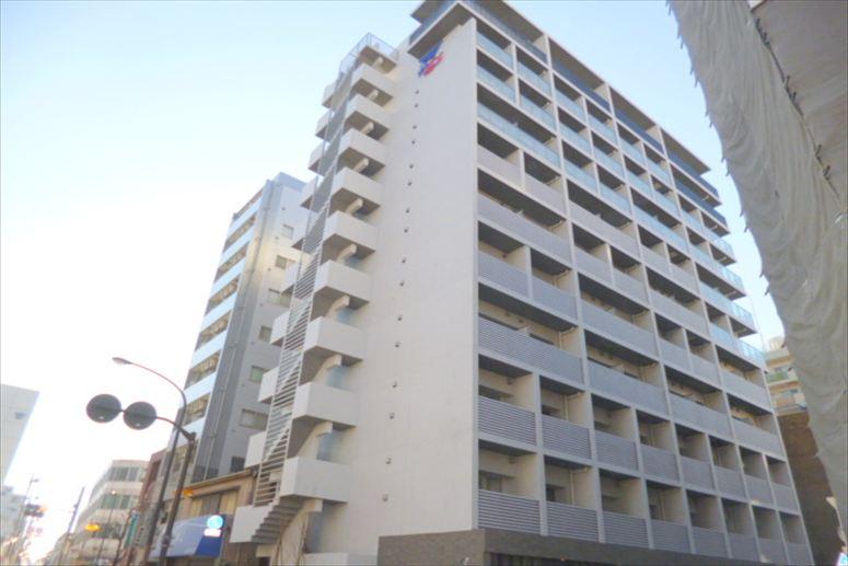 蒲田5丁目 1K 8階
