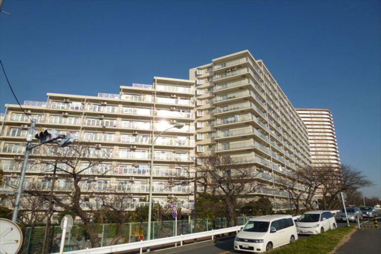 多摩川2丁目 3LDK 2階