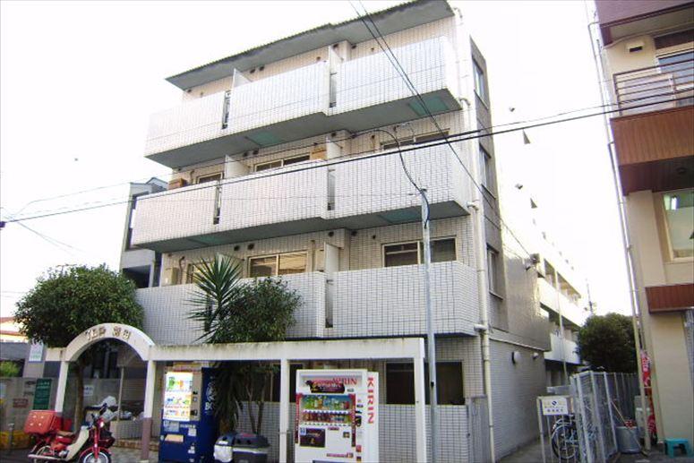 トップ蒲田 1K 2階