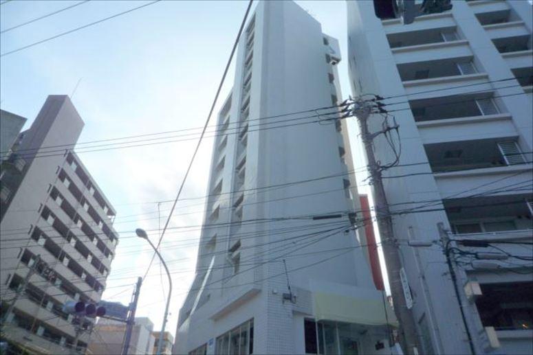 大井町 ワンルーム 5階